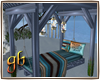 Blue Island Pallet bed