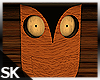 SK| FC Owl Chair w/Pose