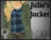 MM~ Julies Green Jacket
