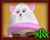 Kitty Ski Hat Pink