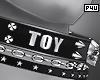 -P- Toy Collar M