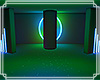 Neon Lobby Green
