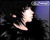 aei Shoulder Fur(black)