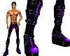 Amethyst Boots - Male