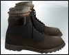 Fall Charcoal Brown Boot