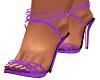 Lavender Spring Heels