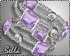 ^B^ Keira Bracelets P