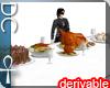 [DC] Dinner table A