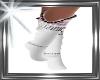 ! pika socks/boots.