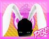 *PBC* Silver Bunny