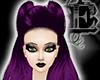DCUK Purple Simona hair