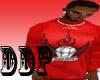 DDP Red LS Shirt
