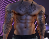 muscle + tattoos