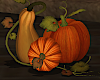 Pumpking's Decor