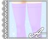 Alice Socks~Lavender