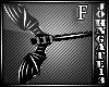 PvC Bat Wind Up Key