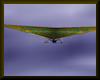 Golden Hang Glider