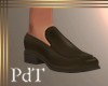 PdT Loafer Brown NoSox M