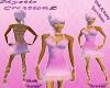 Pink & Furry Gucci Dress