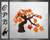 Small Fall Tree