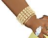 R Yellow Bracelet