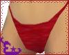Dark Red Bikini B.