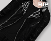R. Idol leather jacket