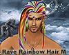 Rave Rainbow Hair M w Hd
