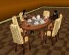 Anns Pray mtg tea table