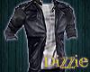 Ruff Leather Jacket