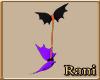 [DER] Bat Earrings V1