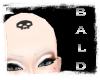 *TY Bald w/ skull taT