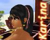 -K- Black w rwb ribbn