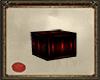 Cube Red & Black