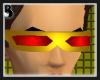 Ruby Quartz Glasses