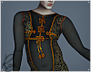 Black+Gold TY Bodysuit
