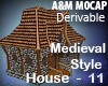 Medieval Style House -11