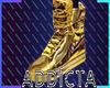 *A* Gold Kicks