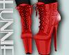 [h] Red Apple Boot Heel