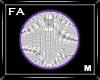 (FA)DiscoHeadV2M Purp2