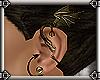 ~E- Dragon Earring L Grn