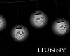 H. Halloween Jack Lights