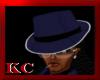 $KC$ Mafia Hat NavyBlkGr