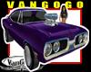 Purple 1970 Hot Rod CAR