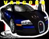 VG BLACK blue SUPER car