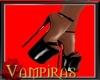 Sexy Black Pvc Heels