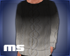 MS Male Sweater Black