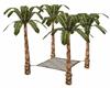 Palm Tree trampoline