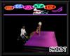 Animated Skate Bench