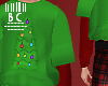 B* Christmas Tree Shirt